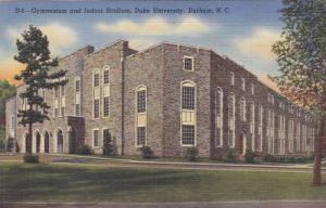 Gymn & Indoor Stadium , DURHAM , North Carolina , PU-1943