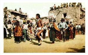 11768   American Indian     Hopi Harvest Dance