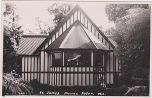 RP: NEW ZEALAND, 30-50s; St James, Franz Josef