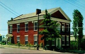 Mississippi Vicksburg Planter's Hall