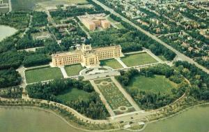 Canada - Saskatchewan, Regina. Provincial Parliament Buildings
