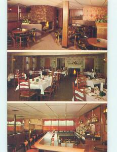 Unused Pre-1980 PROCTOR HOUSE RESTAURANT Peabody Massachusetts MA hs4856
