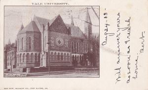 NEW HAVEN, Connecticut, PU-1903; Battell Chapel, Yale University