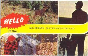 Hello from  Michigan Water Wonderland, MI