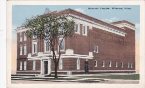 Masonic Temple , WINONA , Minnesota , 00-10s