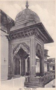 DELHI, India, 1930-1950s; Jain Temple