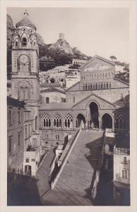 Italy Amalfi Duomo E CamPanile Del 1275