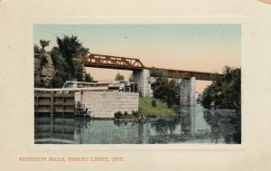 KINGSTON MILLS ,Ontario , Canada , 1909 ; Rideau Lakes ; Ver-2