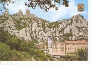 Postal 050288 : Montserrat. Monasterio
