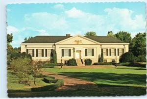 Mint Museum of Art Charlotte NC North Carolina Vintage 4x6 Postcard A34