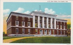 Arkansas Fort Smith U S Post Office