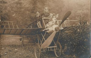 RP: Early Mono-Wing Airplane , 1900-10s ; #5