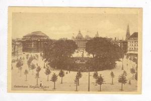 Kongens Nytorv, København, Denmark, 1900-1910s