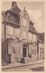 Gammelt Patricierhus, Tonder, Denmark, 1900-1910s