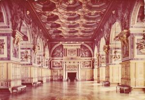 France Palais de Fontainebleau La galerie Henri II