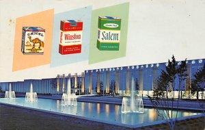 RJ Reynolds Tobacco Co Winston Salem, NC, USA Advertising 1962