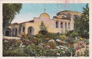 California San Juan Capistrano Mission San Juan Capistrano Founded 1776 Front...