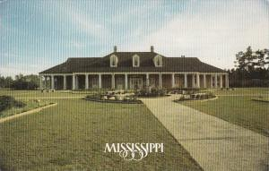 Mississippi Welcome Center I-10 East