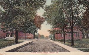 Indiana Danville Central Normal College 1908