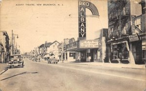 nj-new_brunswick Albany Theatre 1942