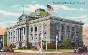 Indiana Peru Court House Miami County