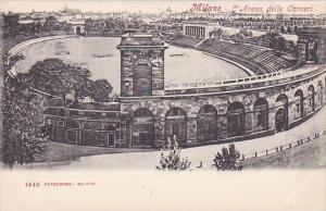 Italy Milano L'Arena delle Carceri