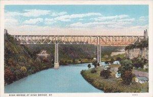 High Bridge At High Bride Kentucky