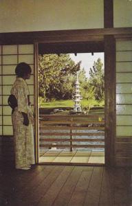 Nikka Yuko Centennial Garden, Lethbridge, Alberta, Canada, 1940-1960s