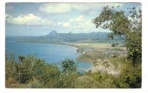 St Lucia , 40-60s ; Pitons