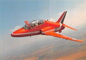 Red Arrows Hawk Unused