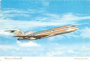 American 727 - Jet