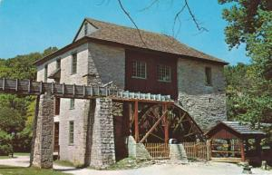Hamer's Mill at Spring Mill State Park - Mitchell IN, Indiana