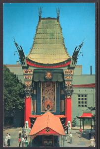 Grauman's Chinese Theatre,Hollywood,CA
