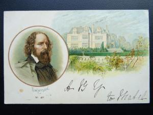 Sussex Tennyson LURGASHALL Aldworth House TENNYSON'S LANE c1902 UB Postcard