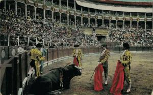 Spain Bullfighting La Puntilla 01.79