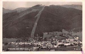 Mariazell und Burgeralpe Austria 1957