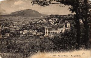CPA  Aix-les-Bains - Vue générale  (653652)