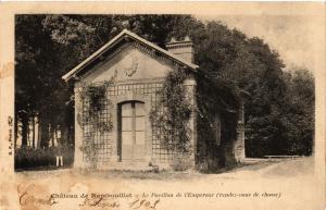 CPA Chateau de RAMBOUILLET - Le Pavillon de l'Empereur (rendez-vous.. (453007)