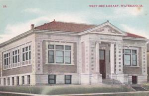 Iowa Waterloo West Side Library