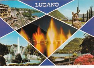 Switzerland Lugano Multi View