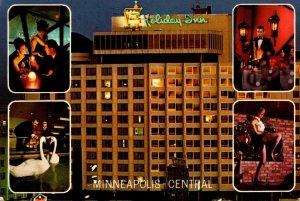 Minnesota Minneapolis Downtown Holiday Inn Central