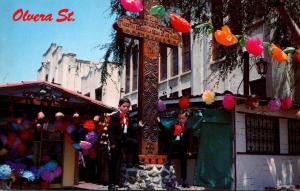 California Los Angeles Olvera Street Historical Monument