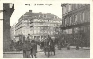 CPA Paris 1e (Dep. 75) Le Théátre Francais (79956)