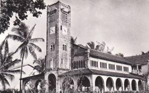 RP, Mission Catholique, Port-Gentil, Gabon, Africa, 1920-1940s