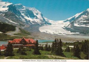 Canada Jasper National Park Athabasca Glacier