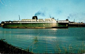 The Badger Chesapeake & Ohio Railway Steamship