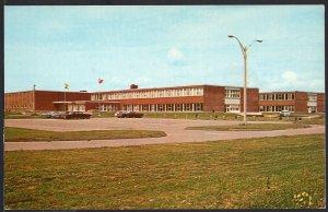 NB ~ Bathurst Trade School, Younghall Road BATHURST - Chrome 1950s-1970s