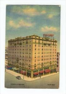 Claremont Apartment Hotel , Seattle, Washington, PU-1948