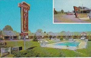 Tennessee Knoxville Sharp's Motel