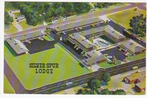 DODGE CITY, Kansas, PU-1964; Silver Spur Lodge